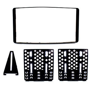 Car Radio Replacement Dash Mounting Kit Double Din for