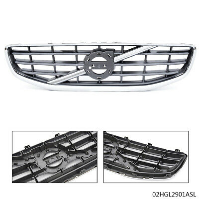 ABS Front Bumper Radiator Upper Grill Trim Fit 2011 2012