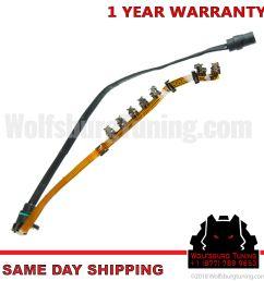 details about vw jetta golf beetle transmission wiring harness ribbon 2 0 tdi vr6 1 8t oem [ 1500 x 1500 Pixel ]