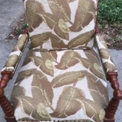 Pier 1 Accent Chairs Modern Glider Chair Tommy Bahama Style Living Room With Palm Tree Image Is Loading