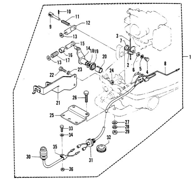 Mercury Mariner OUTBOARD 8-15 HP 4 Stroke Remote Control