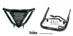 Suzuki LTR 450 Intimidator Front Bumper and Grab Bar Alba