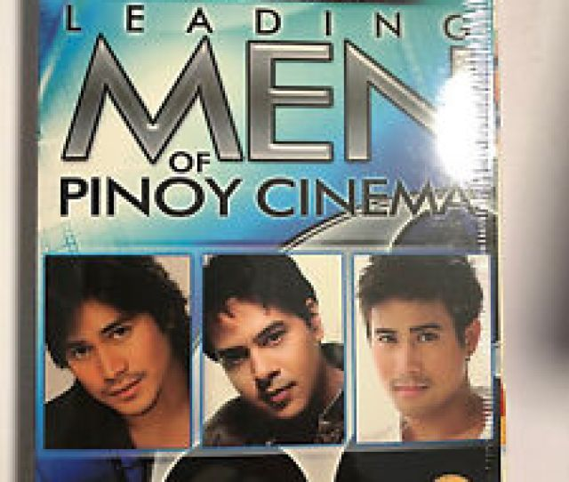 Image Is Loading Philippine Moives Leading Men Of Pinoy Cinema 3