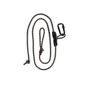 Muddy Safety Harness Lineman's Rope Black Orange Tree
