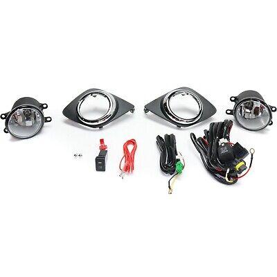 Fog Light For 2008-2012 Toyota RAV4 Front Driver and