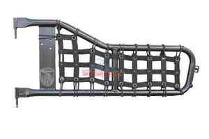 Net Cover Kit for Steinjager Tube Door for Jeep Wrangler