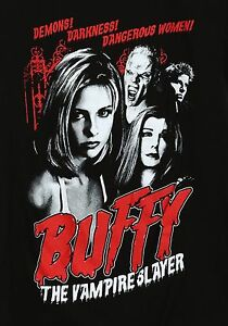 details about buffy the vampire slayer cult poster style r 13x19