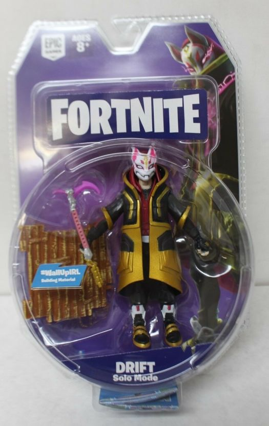 Fortnite Drift Solo Mode 4 Figure New In Hand Free Shipping Toys