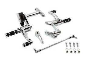 Billet Forward Control Kit w 5/8