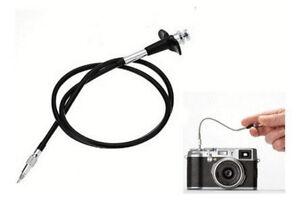 NEW Mechanical Locking Camera Shutter Release Remote