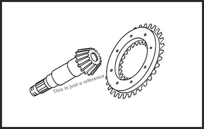 OEM GENUINE PINION & GEAR Ass'y Fits Ssangyong Rexton