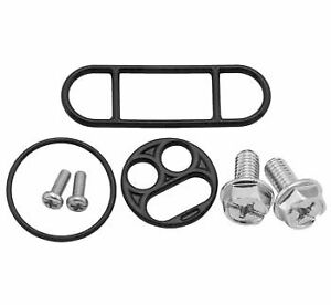 New K&L Supply Fuel Gas Petcock Rebuild Kit For 1987-2004