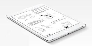 Ford Edge/Endura 2015-2018 Workshop Manual + Owner's