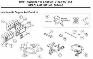 Wiring Manual PDF: 12 Pin Wiring Diagram Western Mvp