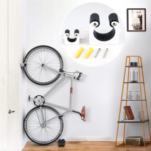 support velo mural porte velo fixe crochet vertical stockage pour bicyclette vtt sports vacances porte velos stockage