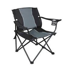 northwest territory chairs chair cover hire torbay strongback zen black gray ebay item 1 heavy duty lightweight folding cup holder hiking