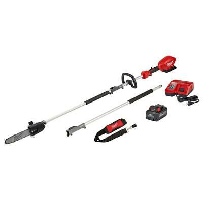 Milwaukee Cordless Pole Saw Kit 10 in. 18-Volt Li-Ion