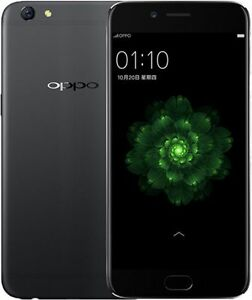 "Oppo R9s Plus Black 64GB 6GB RAM 6"" 16MP Android Phone By FedEx"