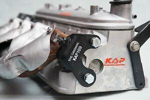 details about kap169 exhaust manifold bolt repair kit driver rear passenger front