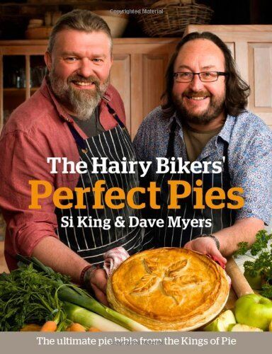 Living alone — as he'd separated from jane, his wife of 27 years a couple of years earlier — he lost his mother, stella, and shortly afterwards,. Suit The Hairy Bikers´ Pies by SI King and Dave Myers ...
