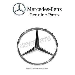 For Mercedes W163 ML320 ML350 ML500 ML55 AMG Grille Center