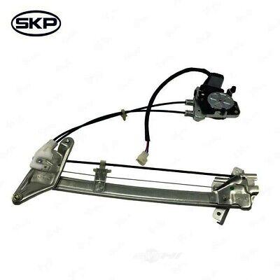 Power Window Motor and Regulator Assembly Front Left SKP