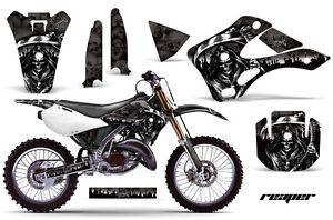 Dirt Bike Decal Graphics Kit Wrap For Kawasaki KX125 KX250