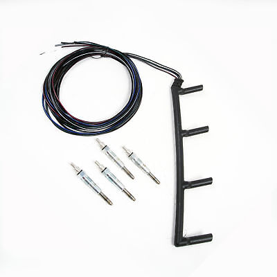 Glow Plug & Diesel Glow Plug Wiring Harness SET For 2004