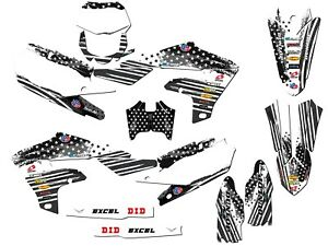 2019 2020 YAMAHA WR 450F GRAPHICS KIT WR450F 450 F DECO