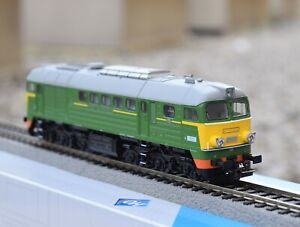 PIKO Expert 52805-2 ST44-859 Pkp St 44 Livery Green. Front Yellow DCC Sound   eBay
