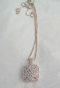 details about sterling pendant