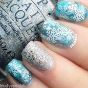 christmas snowflakes bows white