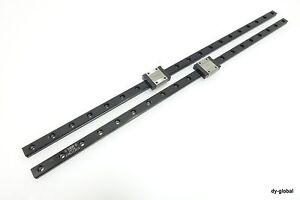 Mini Linear Actuator Bearing LWL12B+495mm IKO LM Guide THK