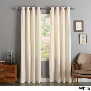 WAREHOUSE SALE Vintage Cotton Velvet Curtain Set EBay