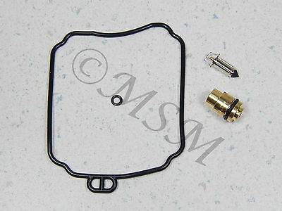 93-98 Yamaha XJ600S Seca II New K&L Carburetor Rebuild Kit