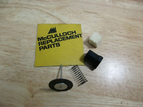 small resolution of new mcculloch 10 10 700 850 81 80 8200 10 10s 805 800 chainsaw oil pump parts