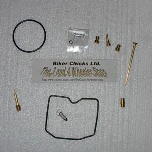 KAWASAKI 1999-2002 KVF300 Prairie Carburetor Carb Rebuild