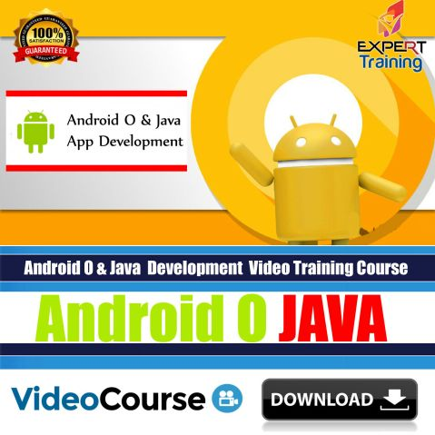 Android O Java -  App Development 50 Hours Video Training Course Download 8