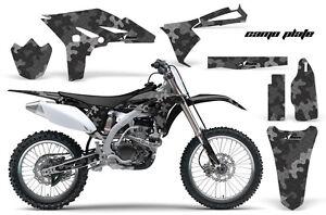 Dirt Bike Graphics Kit Decal Sticker Wrap For Yamaha