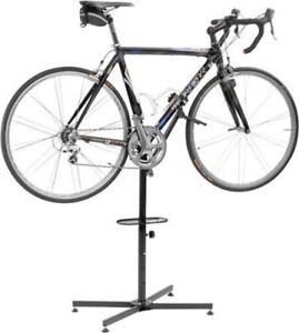 Steel Bicycle Bike Repair Work Repairing Stand Rack