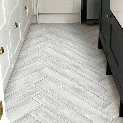 porcelain rectified tiles grey wood effect 120x20x10 wall floor kitchen bathroom ebay