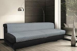 Copridivano 4 posti per divano SENZA BRACCIOLI anche per divani RELAX  eBay