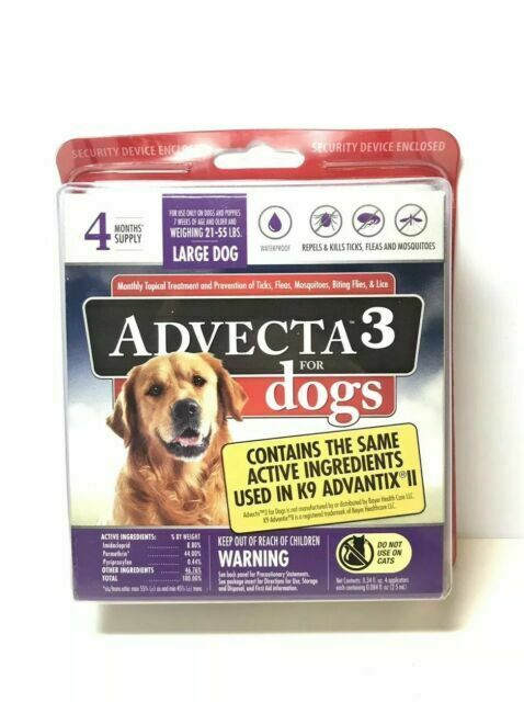 Advecta 3 For Dogs : advecta, Advecta, Mosquito, Repellent, Online