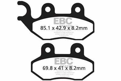 fit SYM Allo GT 50 (4T) 13>15 EBC FRONT SINTERED BRAKE