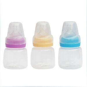 Baby Infant Newborn Bottle Silicone 60ml 2 OZ Feeding