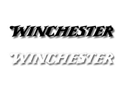 2 Winchester Black 9