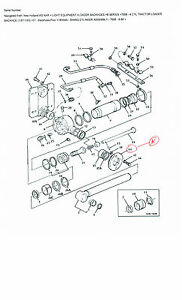 Wiring Diagram: 12 Ford 555 Backhoe Parts Diagram