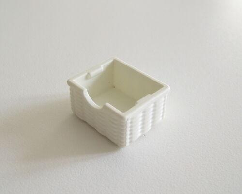 playmobil panier osier blanc meuble salle de bain 5330 r643 maison moderne spielzeug playmobil