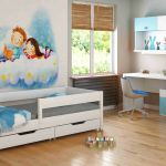 Single Bed Classic 1 Mix For Kids Children Toddler Junior 140x80 Grey No None For Sale Online Ebay