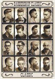"targa vintage ""1960 hair cuts barber"